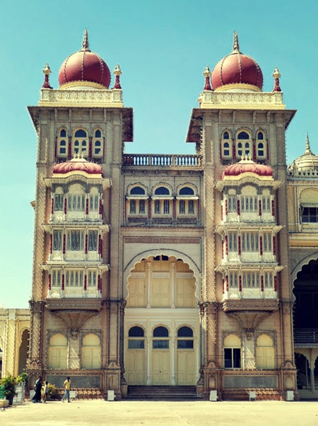 Mysore Palace 6